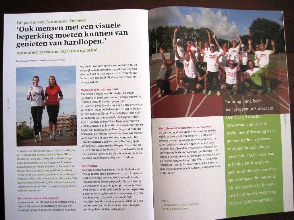 De passie van Annemiek Verbeek